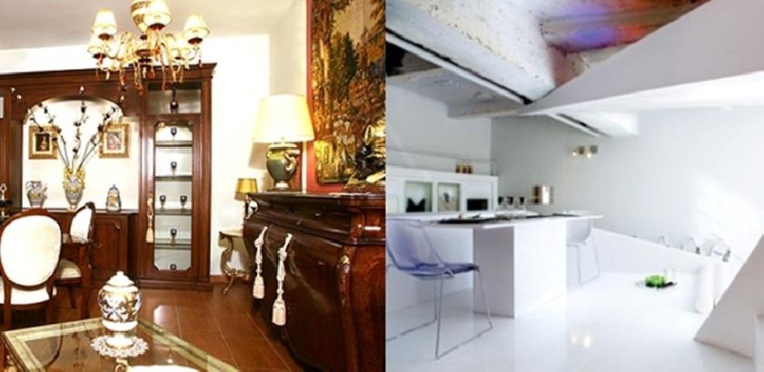 Arredamento Classico Moderno Casa.Dominioni Arredo Moderno O Classico Differenze E